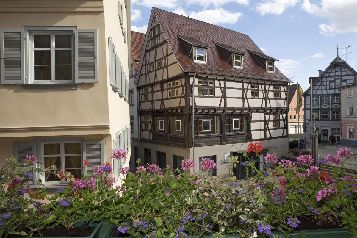 Marktbrückle Meßkirch