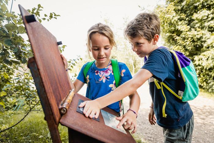 Familienurlaub in Oberschwaben