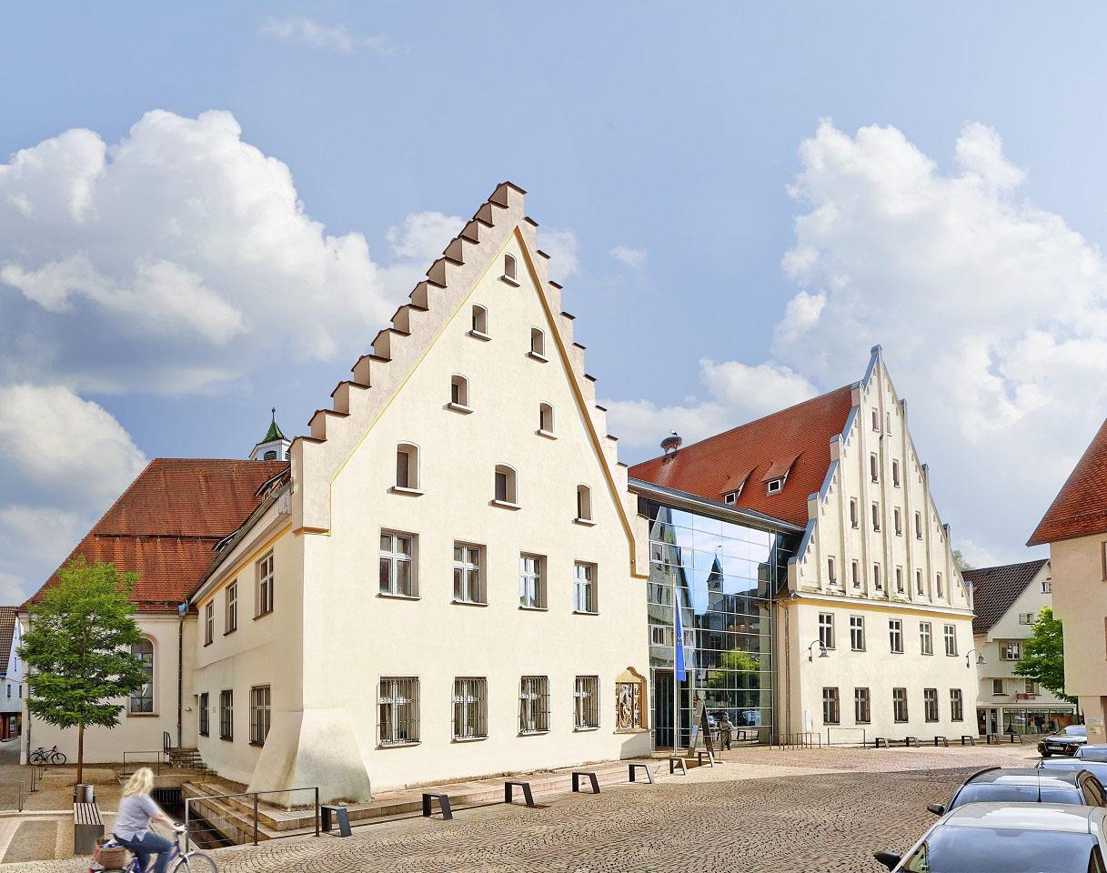Panoramaansicht Museum Biberach