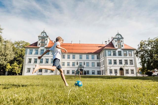 Schlosspark Kisslegg
