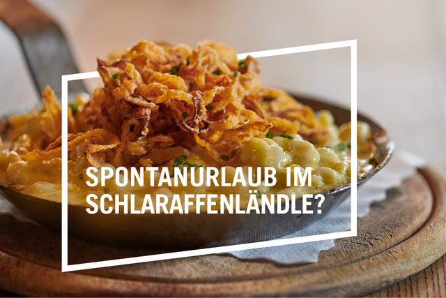Kulinarik Landurlaubkampagne