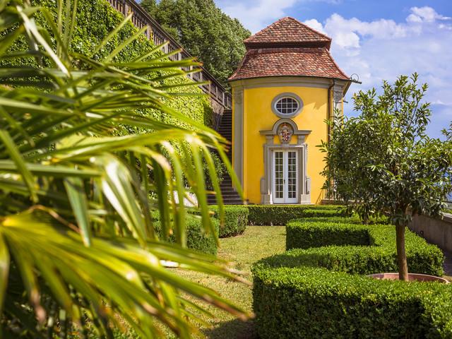 Fürstenhäuschen Neues Schloss Meersburg
