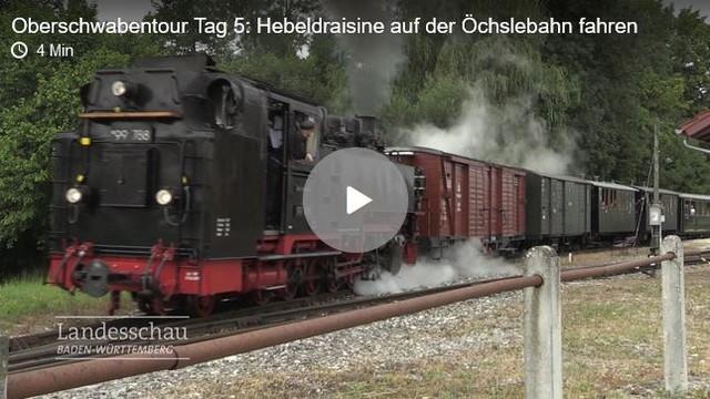 SWR Wohnmobil Sommeraktion 2020, Tag 5, Ochsenhausen