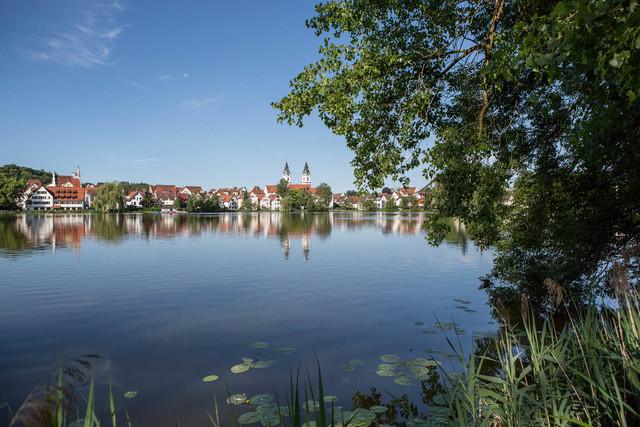 Stadtsee Bad Waldsee