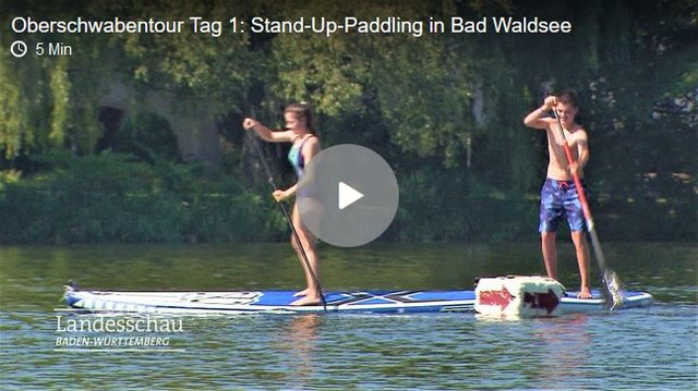 SWR Wohnmobil Sommeraktion 2020, Tag 1, Bad Waldsee