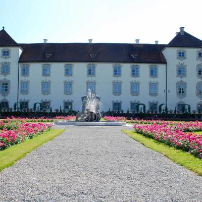 Schloss Zeil in Leutkirch