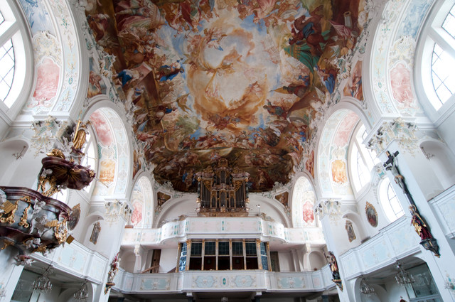 Orgelkonzert in Wolfegg