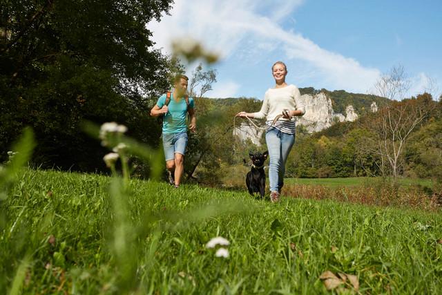 Premiumwandern Sigmaringen: Witbergrunde