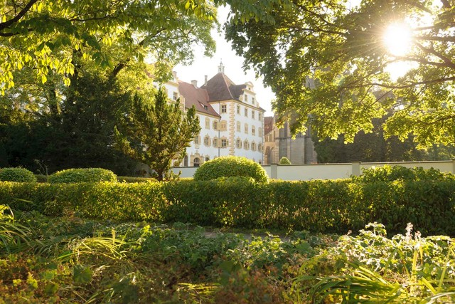 Außenansicht, Kloster und Schloss Salem