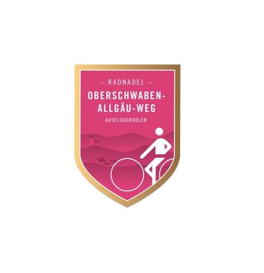 """Ausflugsradler"" Oberschwaben-Allgäu-Radweg"