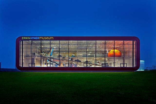 Außenansicht Erwin-Hymer-Museum