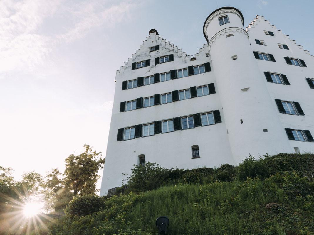 Schloss Aulendorf Außenansicht