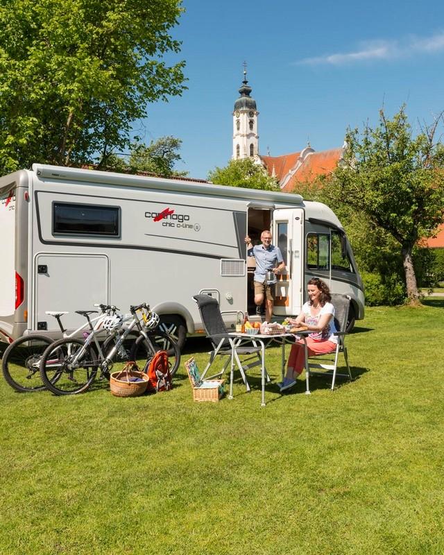 Reisemobilstellplatz Steinhausen