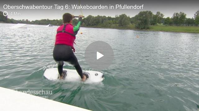 SWR Wohnmobil Sommeraktion 2020, Tag 6, Pfullendorf