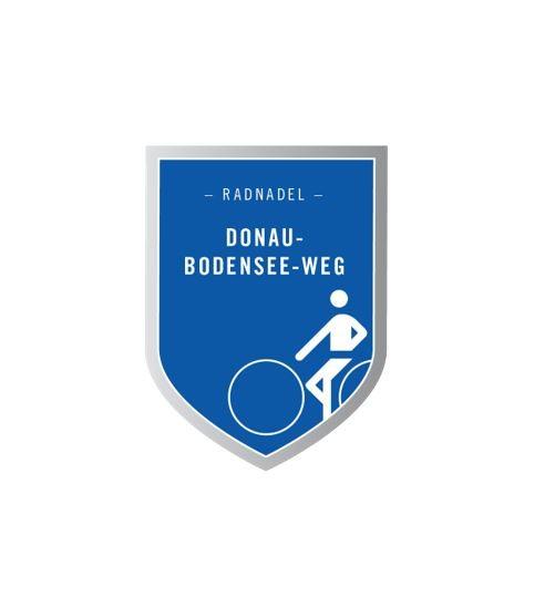 Radnadel Donau-Bodensee-Radweg