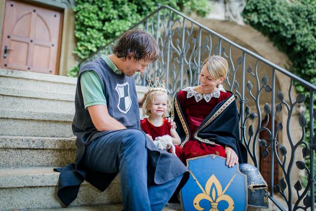 Schloss Sigmaringen Familie