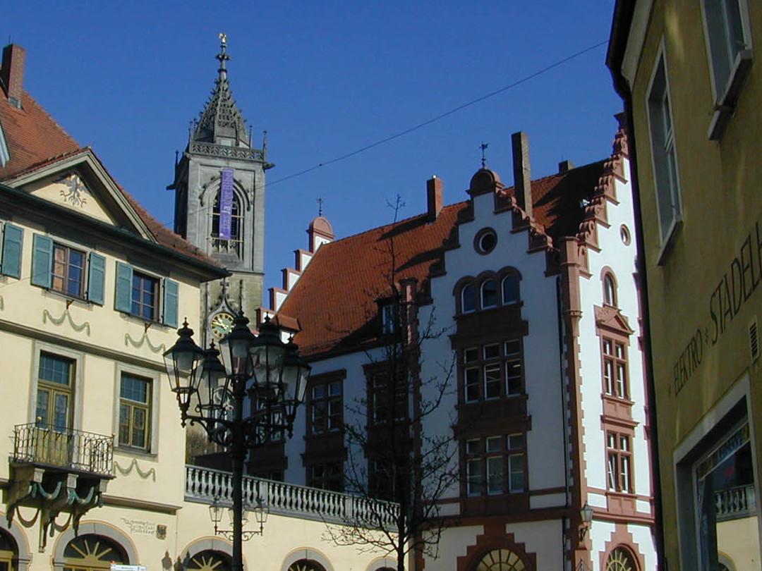 Marktplatz Pfullendorf