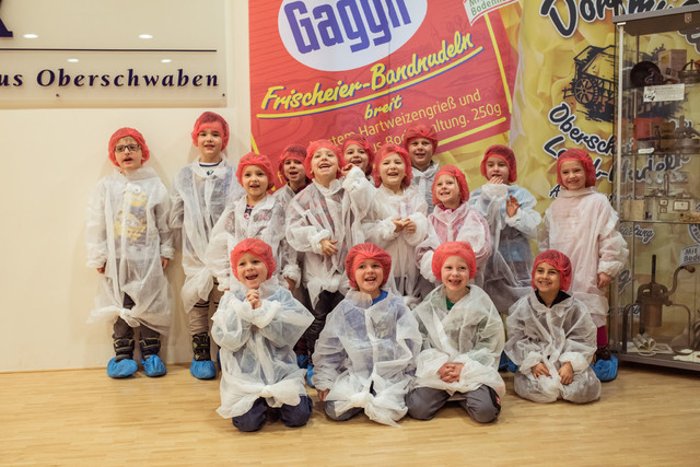 Gaggli NudelHaus Kinder