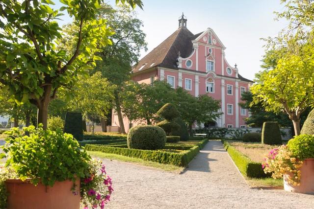 Kloster und Schloss Salem, Außenansicht