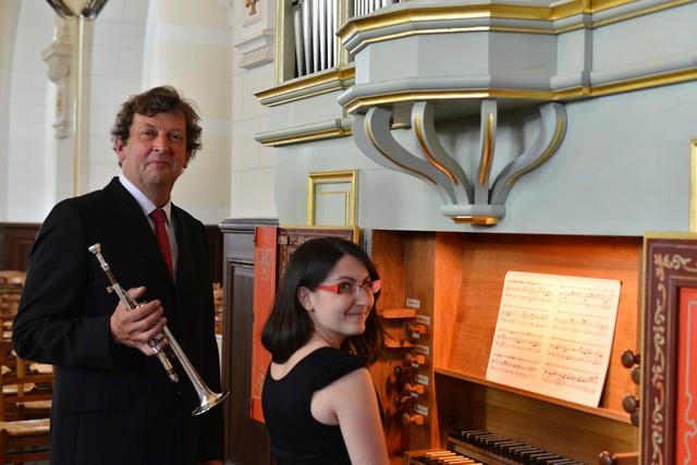 Orgel- und Trompetenklänge in Bad Waldsee