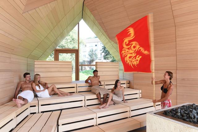 Jordanbad Biberach Sauna