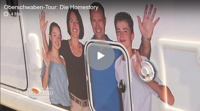 SWR Wohnmobil Sommeraktion 2020, Homestory